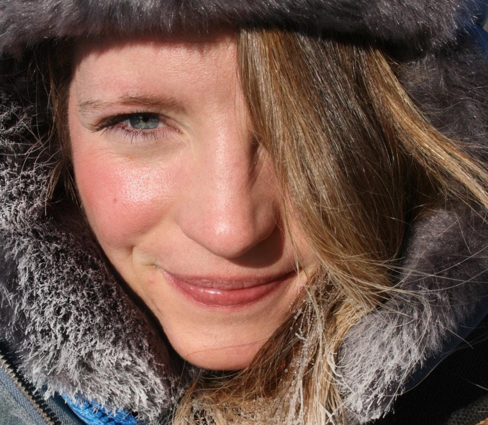 In Russland hat Marie gelernt: Kälte kann man mit ausreichend Equipment besiegen.
