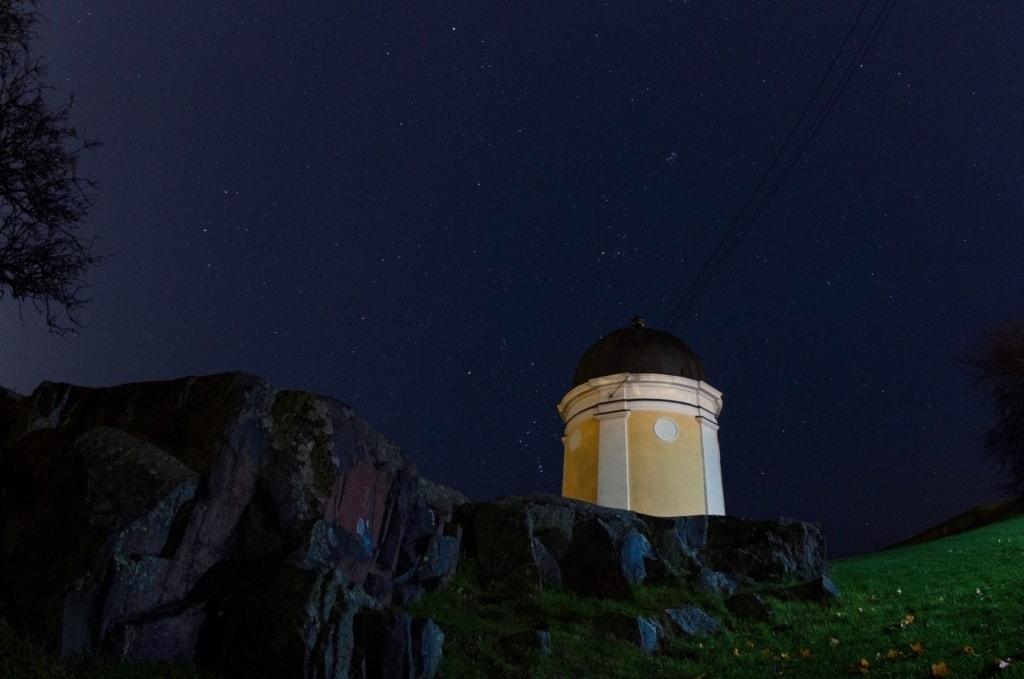 Observatorium in Helsinki