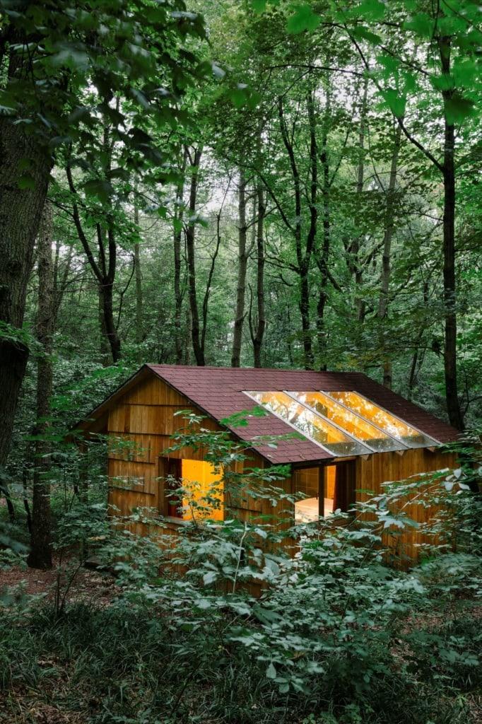 Ochys Waldhütten