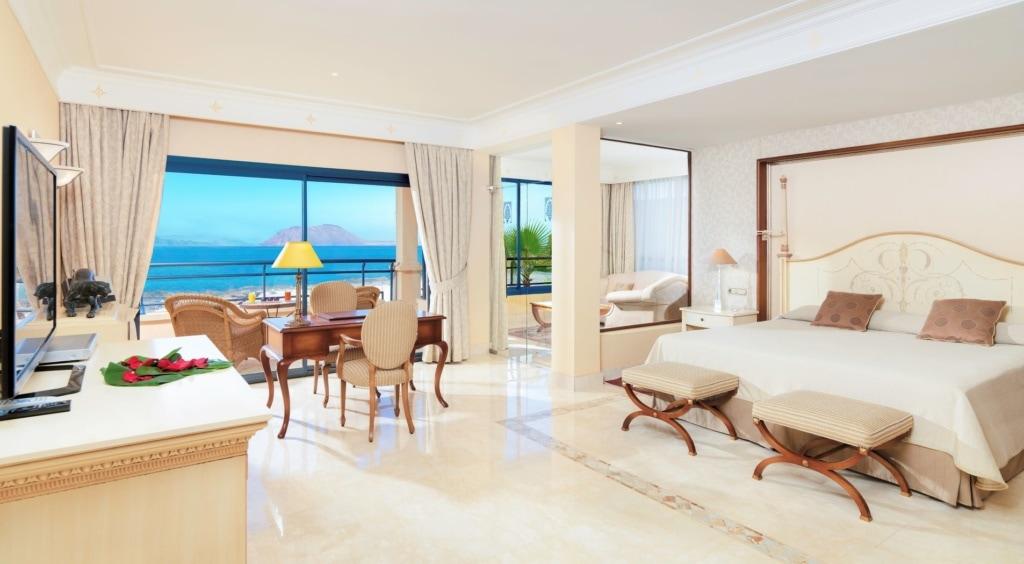 Suite Atlantico im Gran Hotel Atlantis Bahía