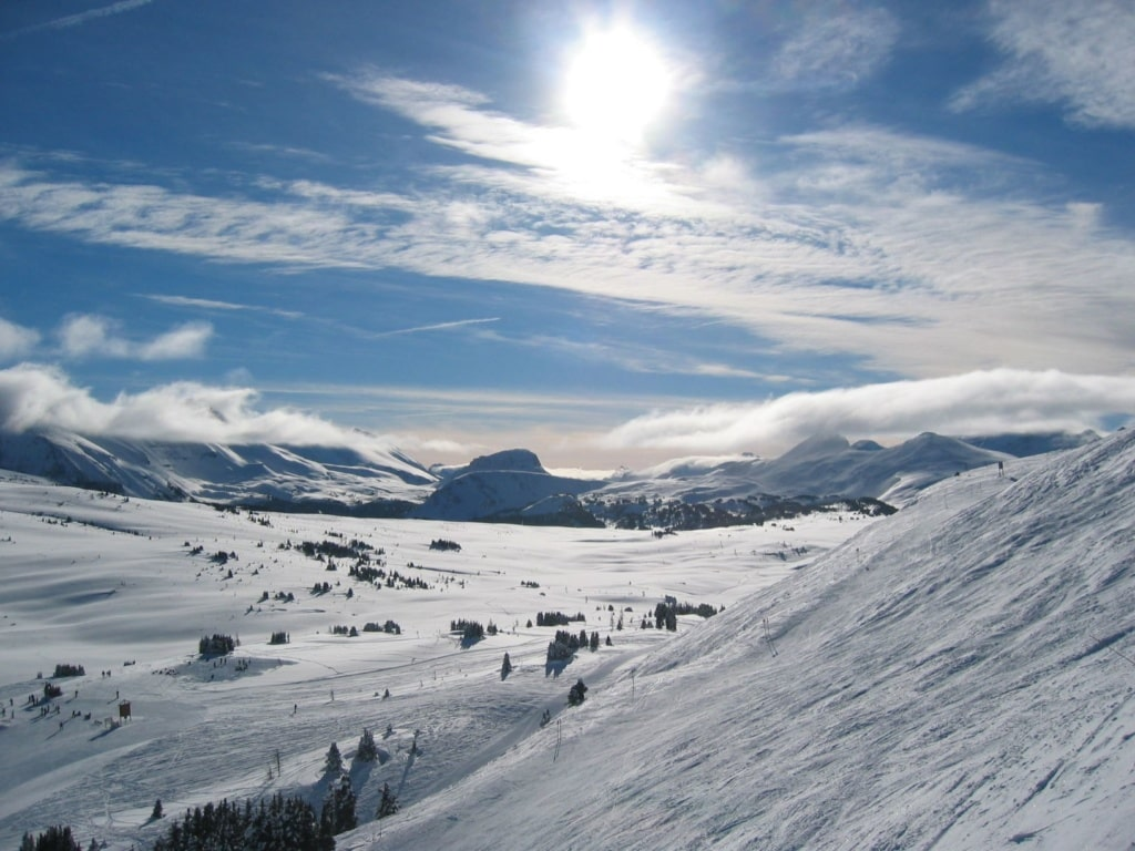 Sunshine Village im Banff National Park