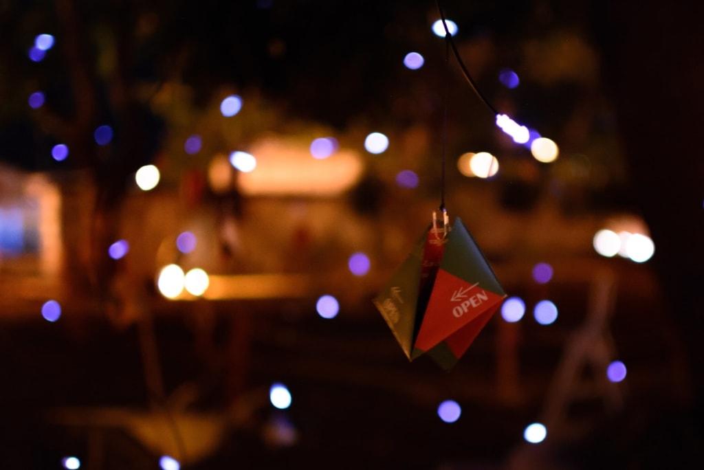 Das Porlwi Festival leuchtet und berührt.