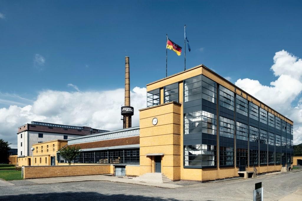 100 Jahre Bauhaus: Alfred-Fagus-Werk