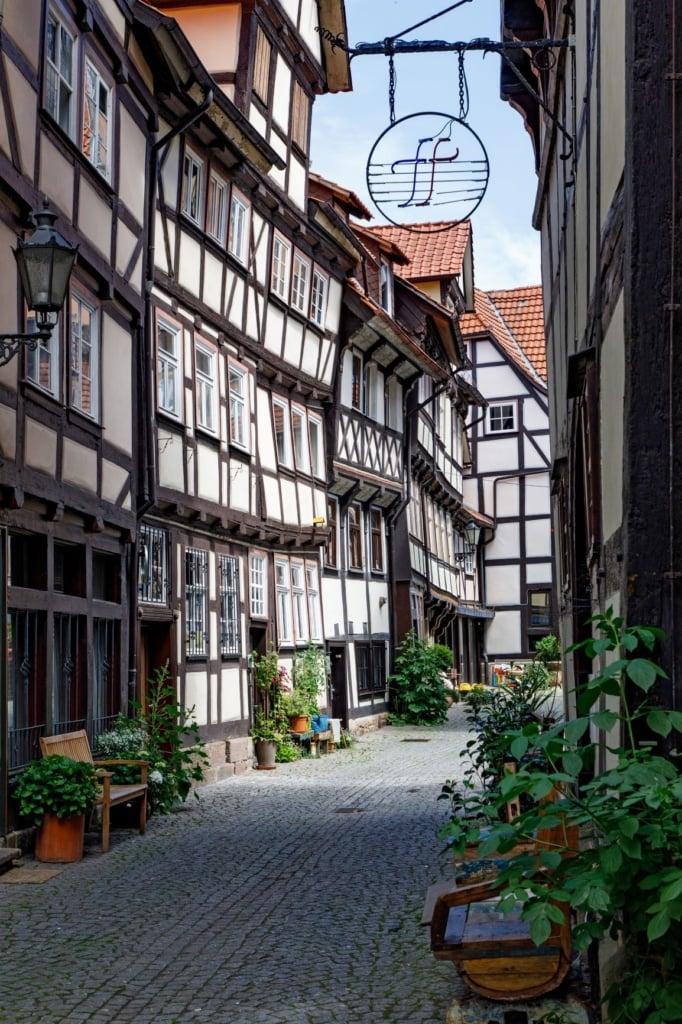 Altstadt in Hann. Münden