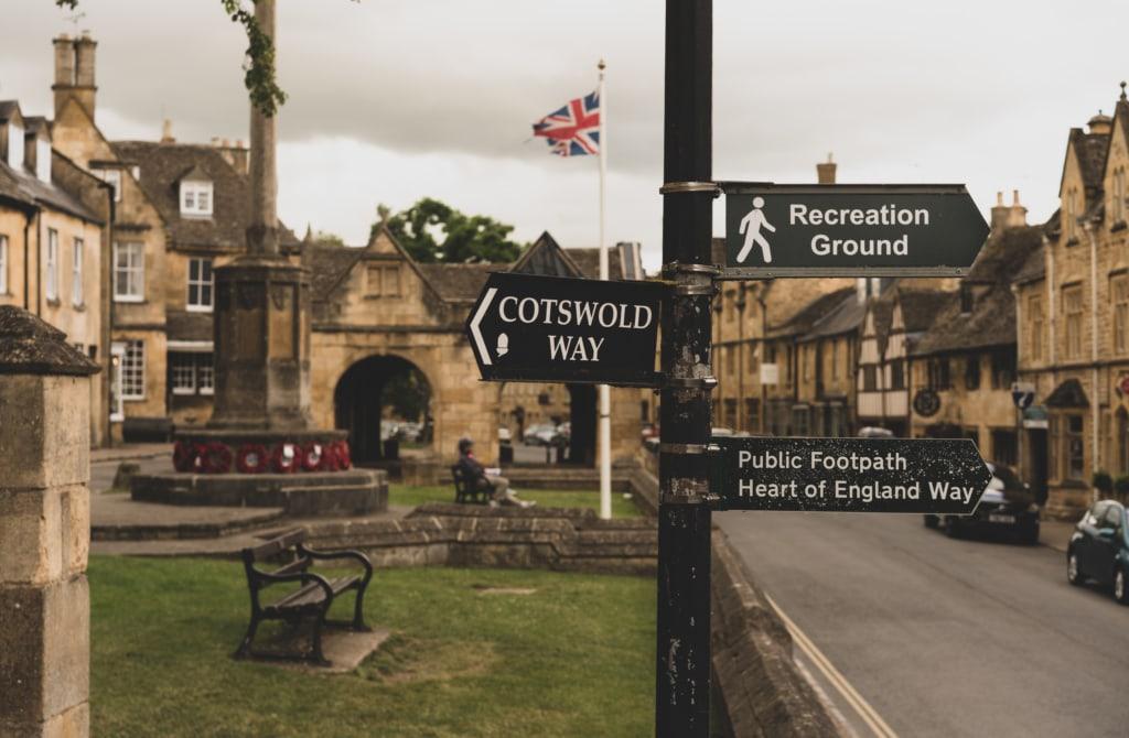 Der Cotswold Way der England's Great Walks verspricht Auszeit pur vom Alltag.
