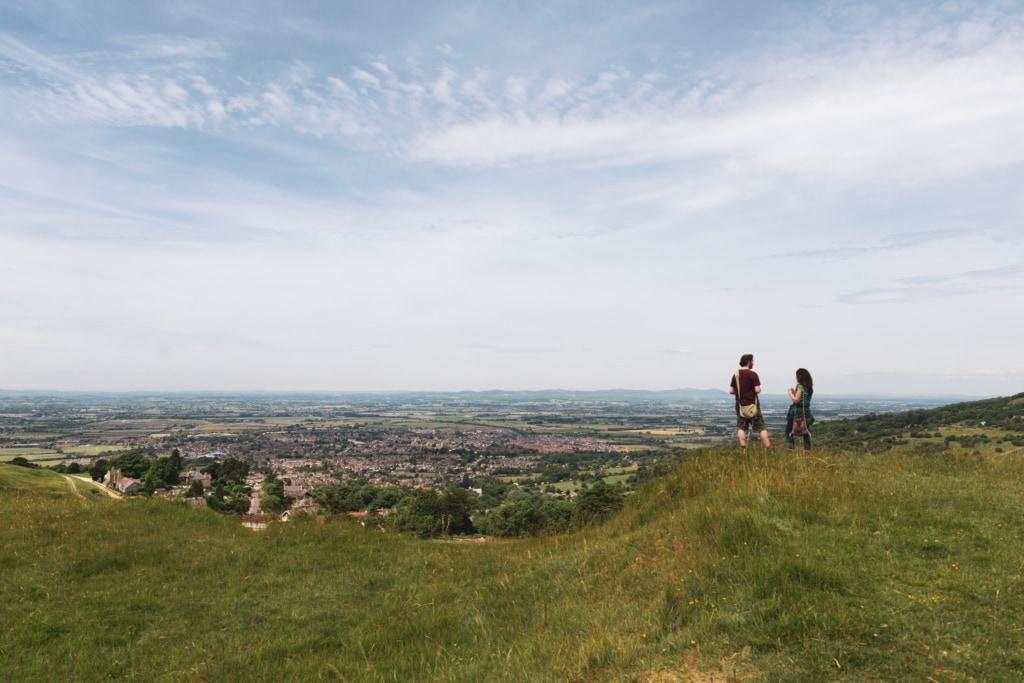 Der Cotswold Way der England's Great Walking Trails ist für alle Fitnesslevel gut geeignet.