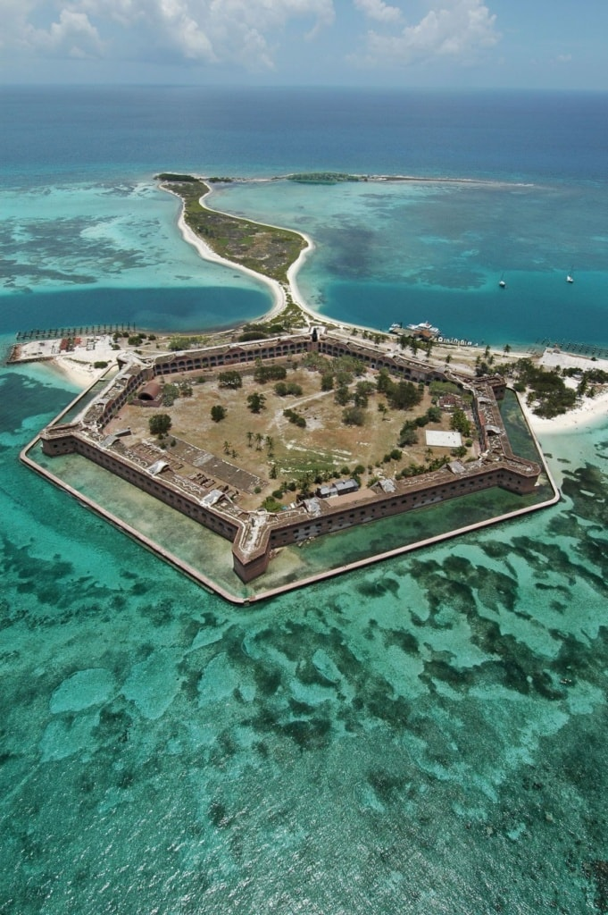 Dry Tortugas Fort Jefferson
