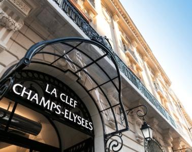 Hotel La Clef Champs-Elysees