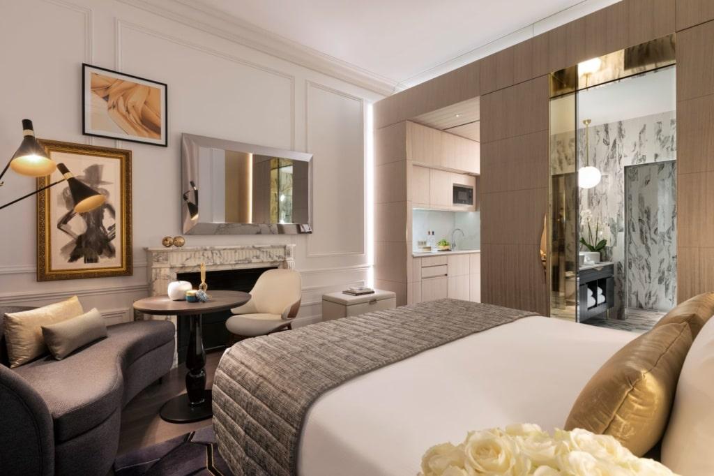 Suite im La Clef Champs Elysées in Paris