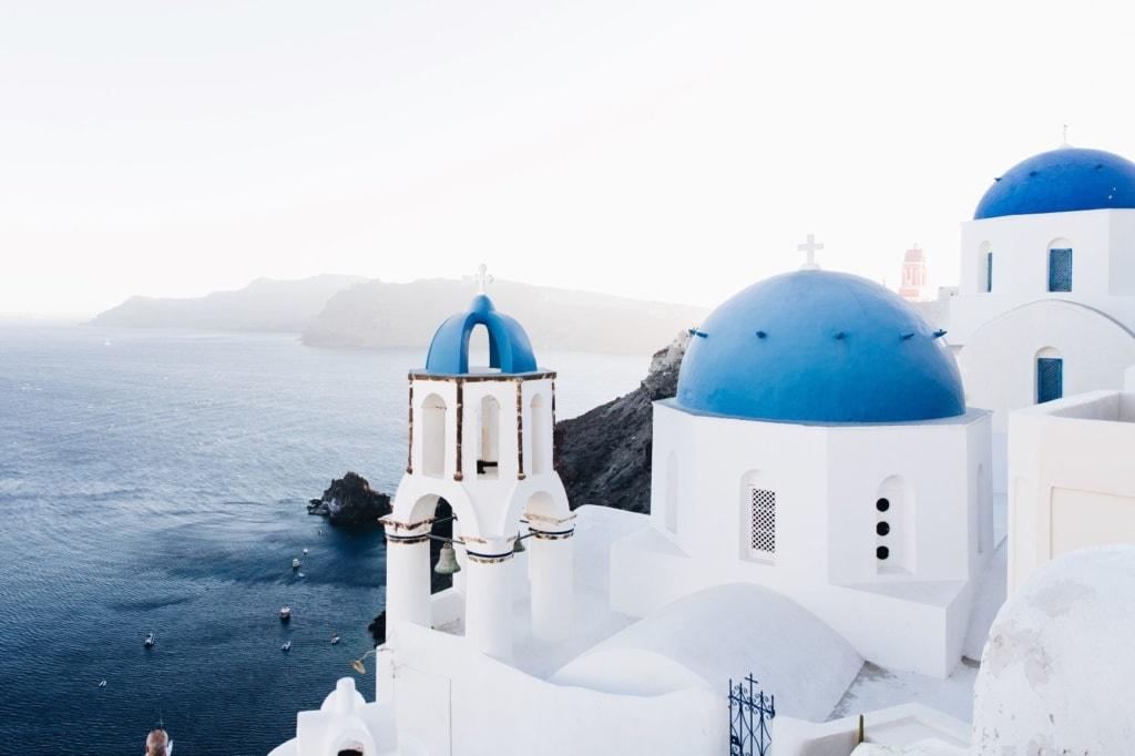 Häuser auf griechischer Insel