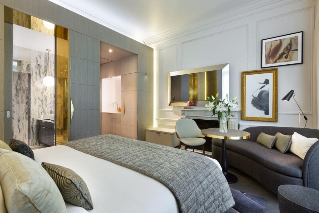 Zimmer im La Clef Champs-Elysées Paris