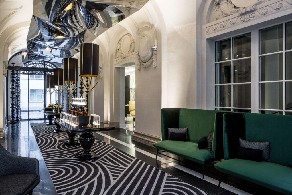 Lobby im La Clef Champs-Elysées Paris