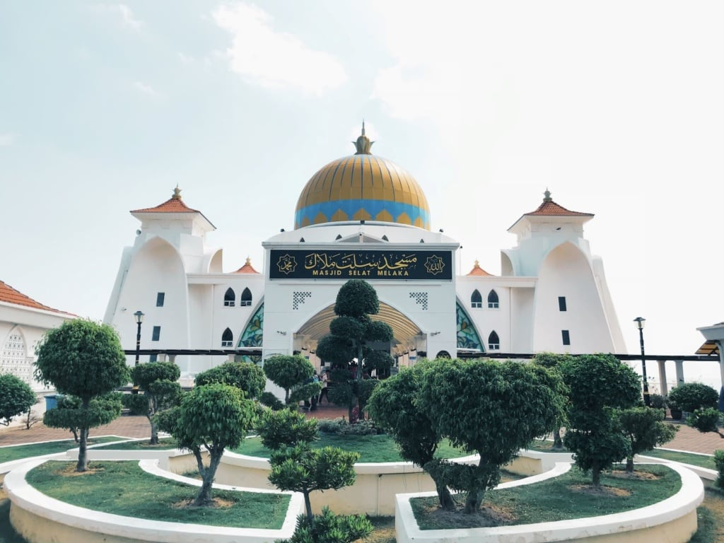 Moschee in Malakka City