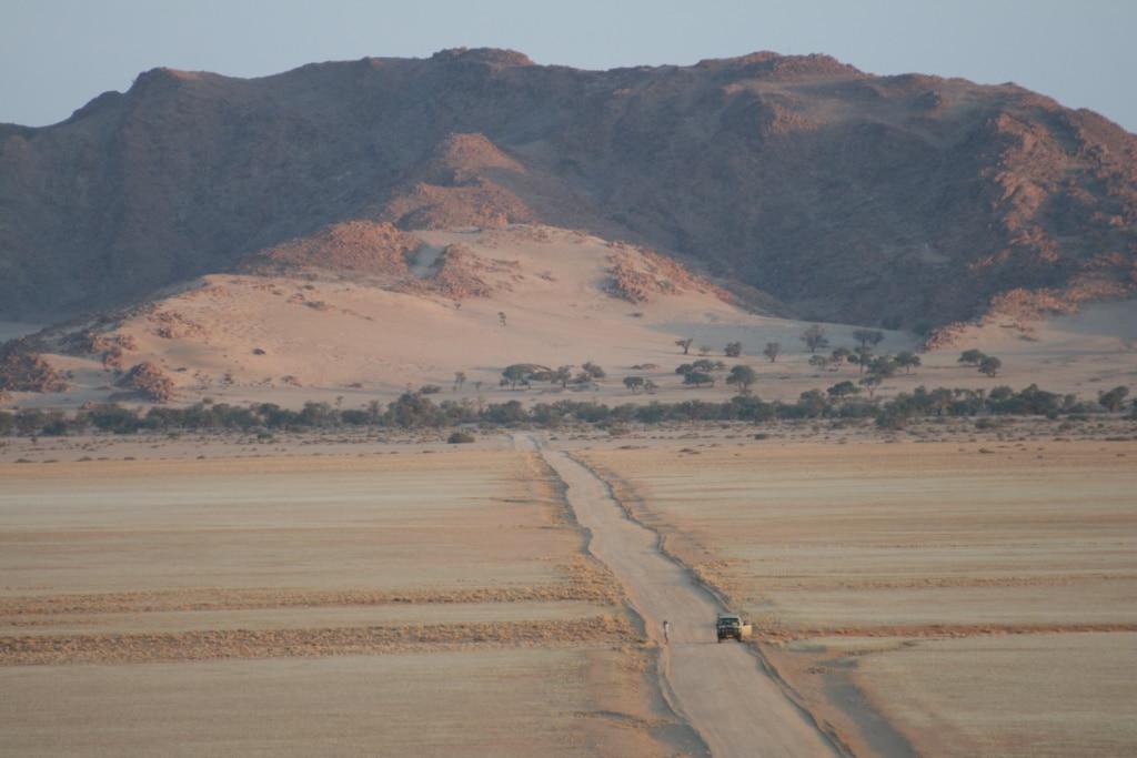 Ein Roadtrip durch Namibia hält so manche Überraschung bereit.