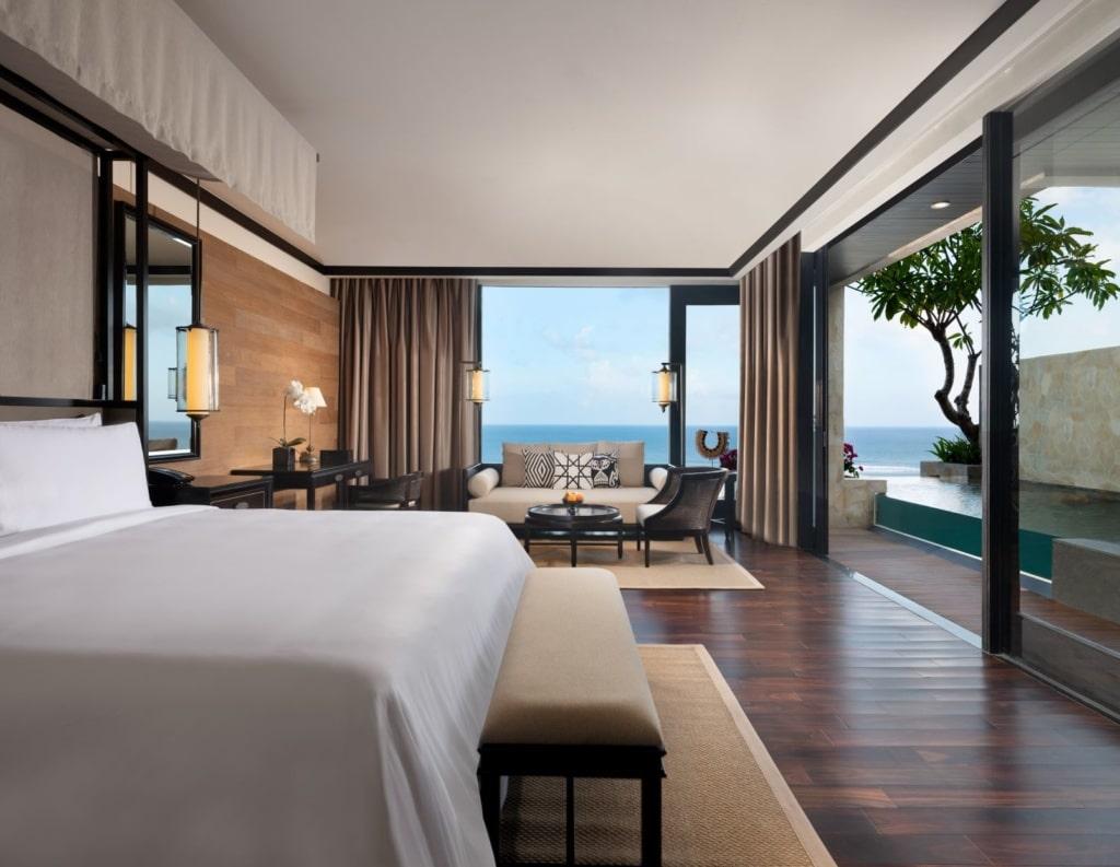 Zimmer im Apurva Kempinski Bali
