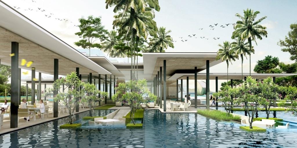 Fassade Apurva Kempinski Bali