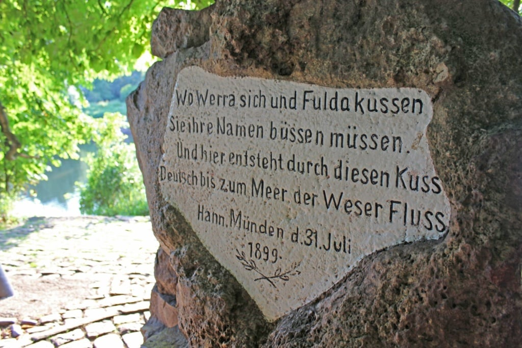 Werra-Fulda-Schild Hann.Münden