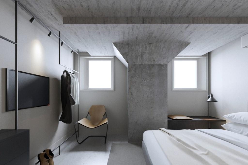 Zimmer im Blique by Nobis Hotel in Stockholm