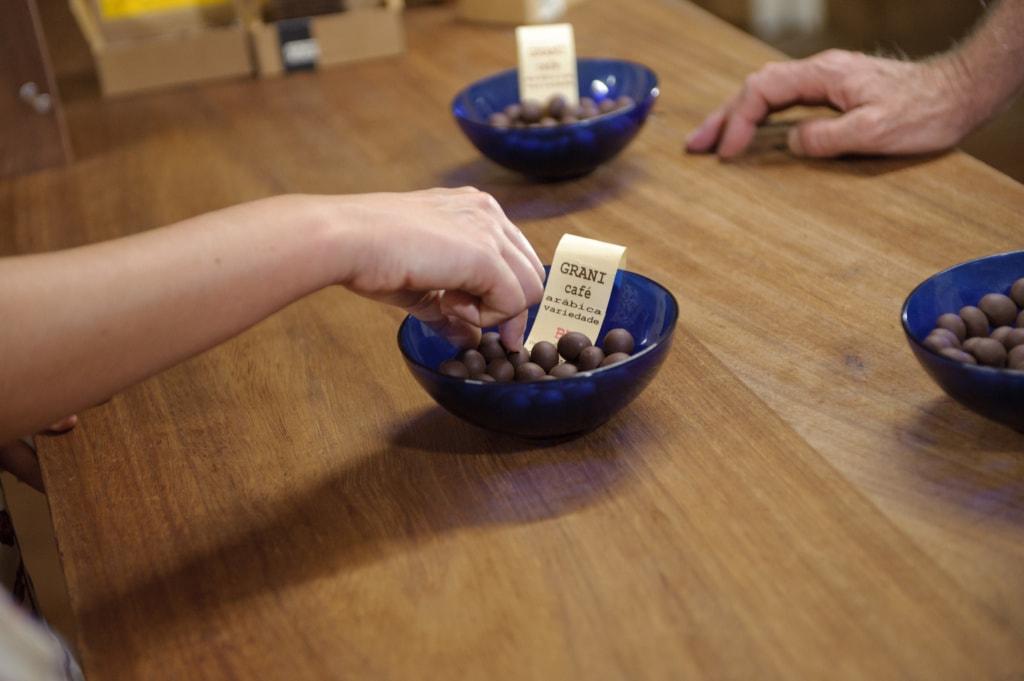 Corallo-Schokolade