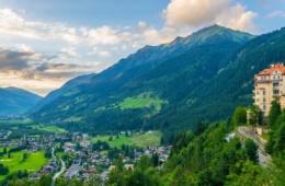 Bad-Gastein-Panorama