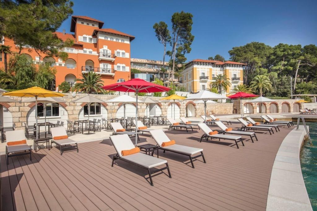 Hotel Alhambra Pool