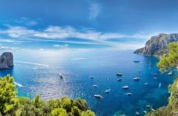 Capri-Bucht
