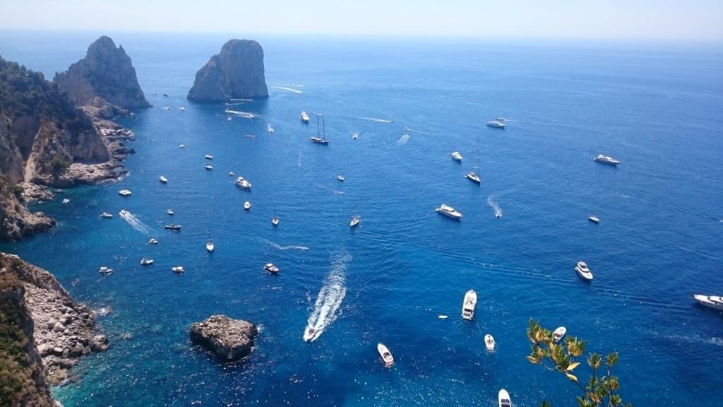 Faraglioni auf Capri