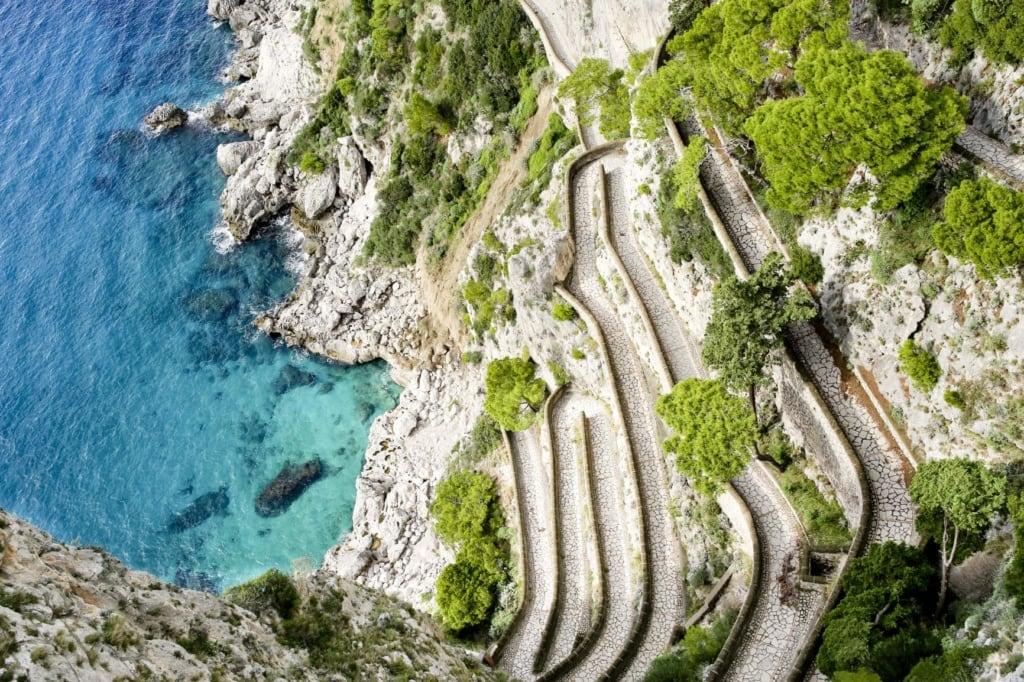 Via Krupp auf Capri