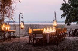 Das Chikwenya Camp von Wilderness Safaris in Simbabwe ist ein ganz besonderer Ort.