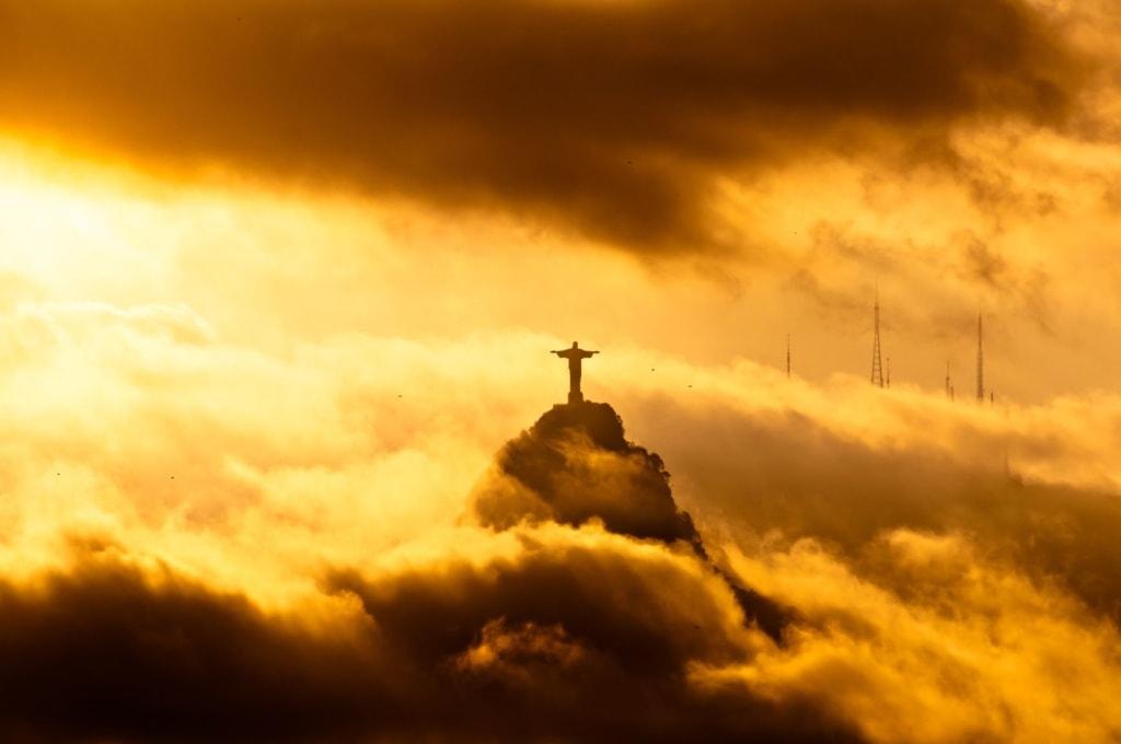 Christo-Statue in Rio