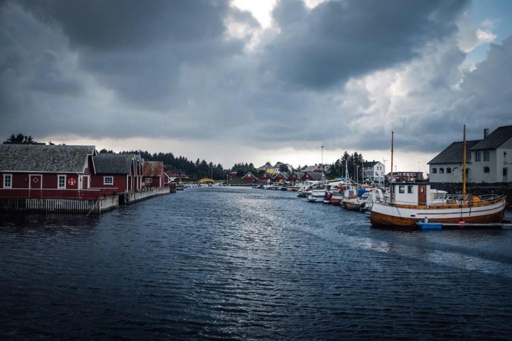 Finnoy in Norwegen