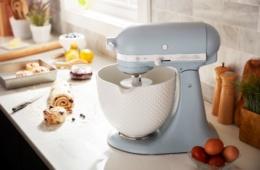 Küchenmaschine Misty Blue von KitchenAid