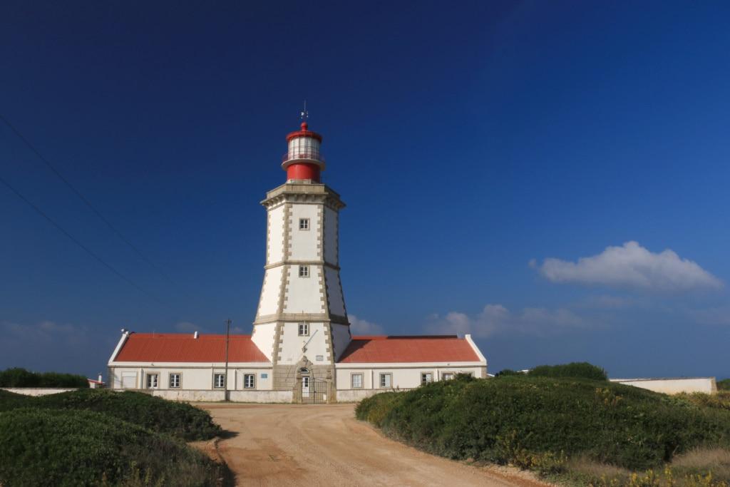 Auch am idyllischen Leuchtturm »Cabo Espichel« führte »Portugal – Der Wanderfilm« vorbei.