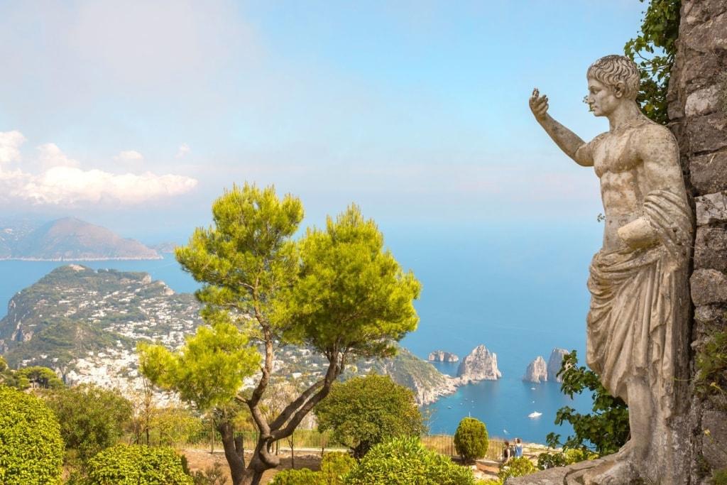 Monte Solaro auf Capri