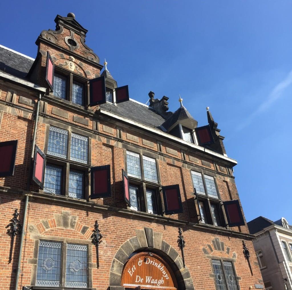 Am Grote Markt in Nimwegen
