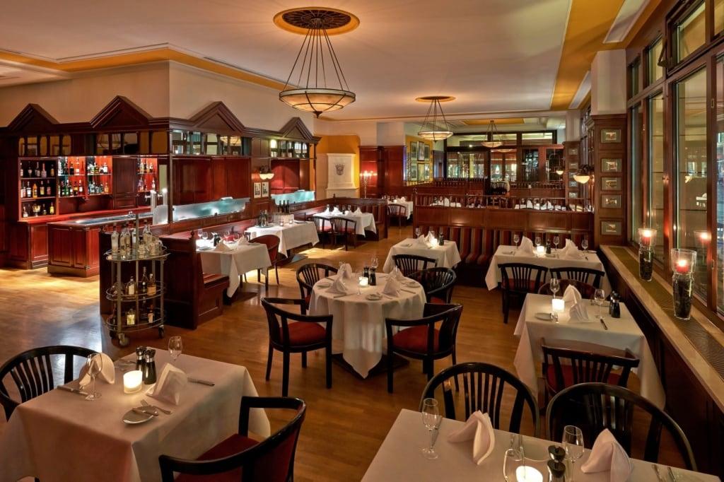 Restaurant Mark Brandenburg im Hilton Hotel am Gendarmenmarkt
