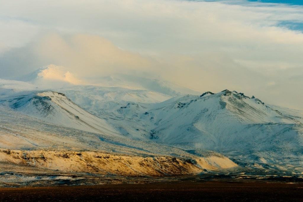 Snæfellsjökull in Island