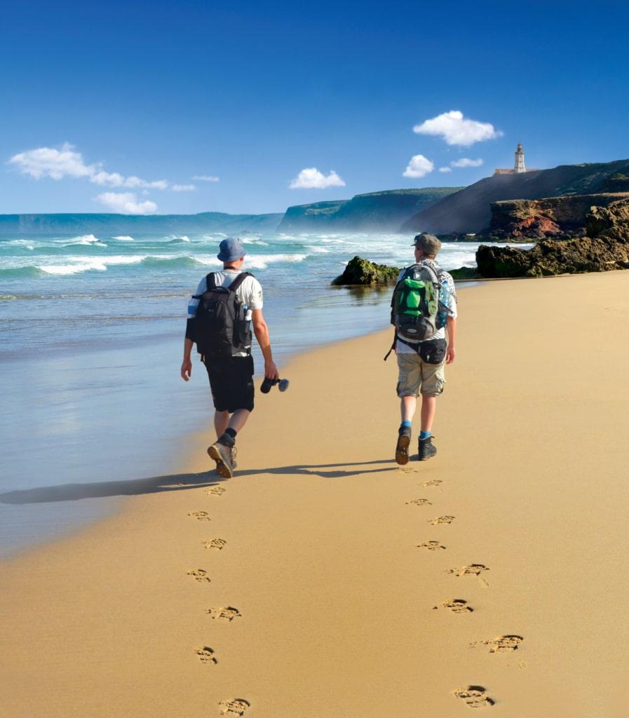 Silke und Christian machten sich auf, ihr Lieblingsland Portugal zu erwandern.