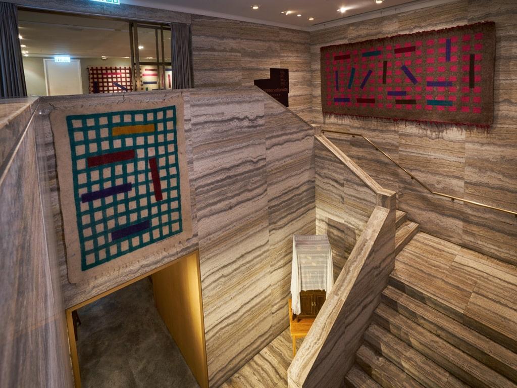 Kunst in Hongkong findet man zum Beispiel im Duddell's – einem Restaurant und Galerie zugleich.