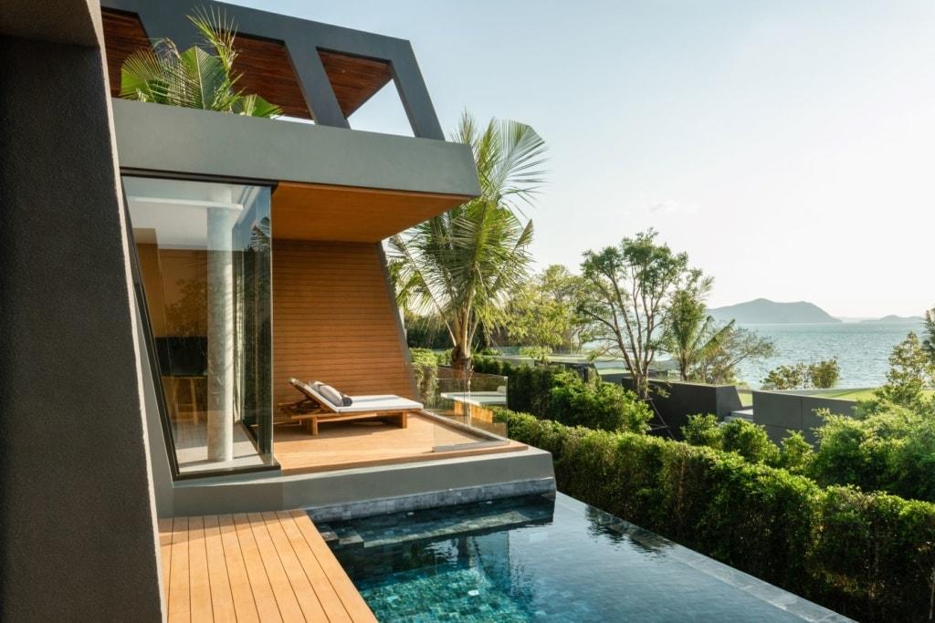 Villa im Mason Hotel Thailand