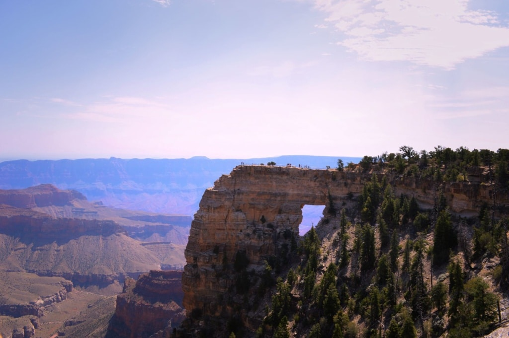 Angels Windwo North Rim Grand Canyon