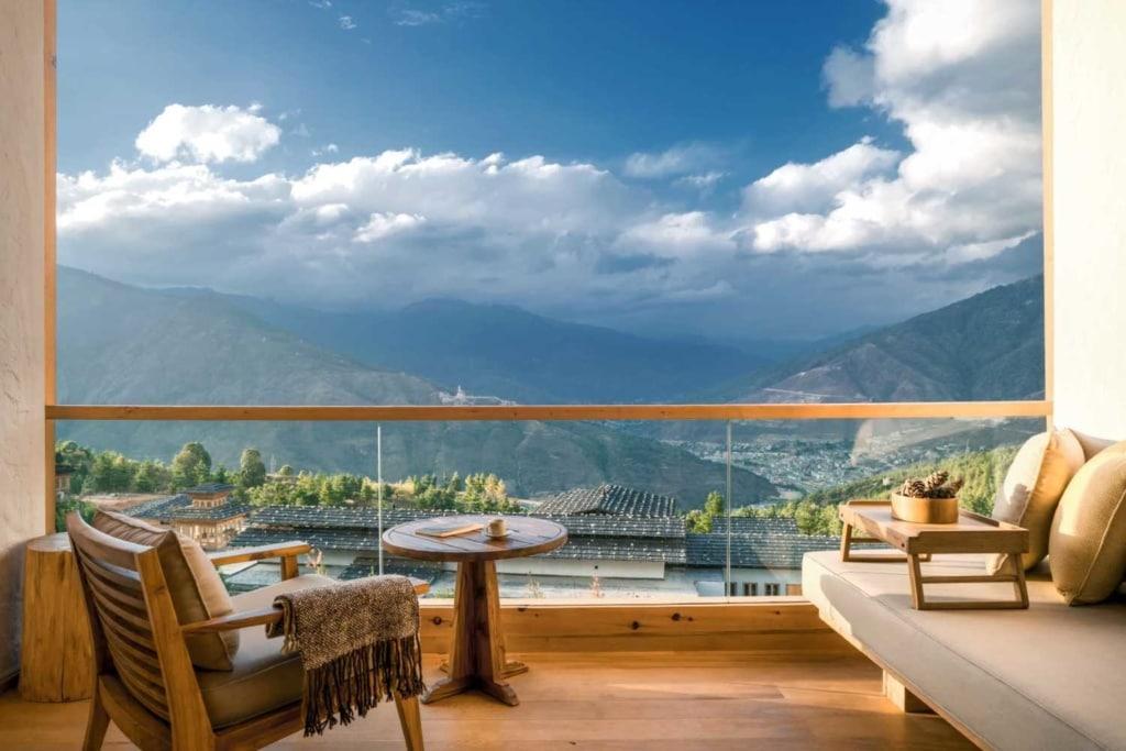Six Senses Thimphu Tal Bhutan
