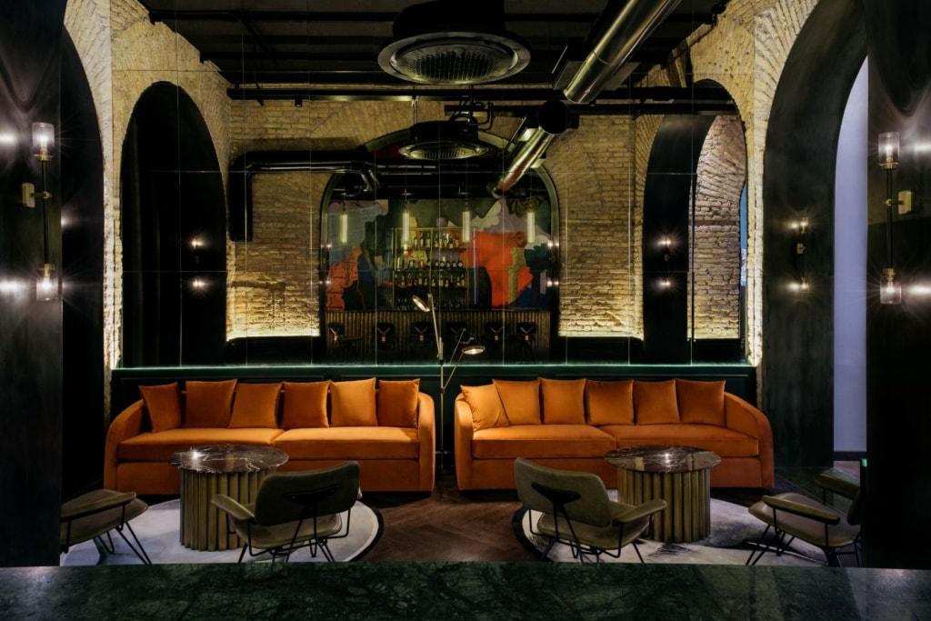 Lobby Hotel Chapter Roma