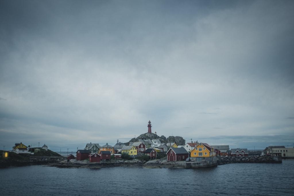 Finya ist Norwegen-Idyll pur entlang der Atlantic Road.