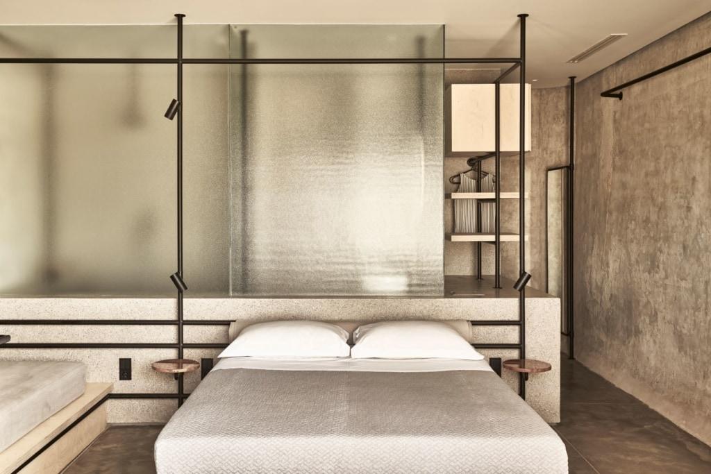 Zimmer im Dexamenes Hotel