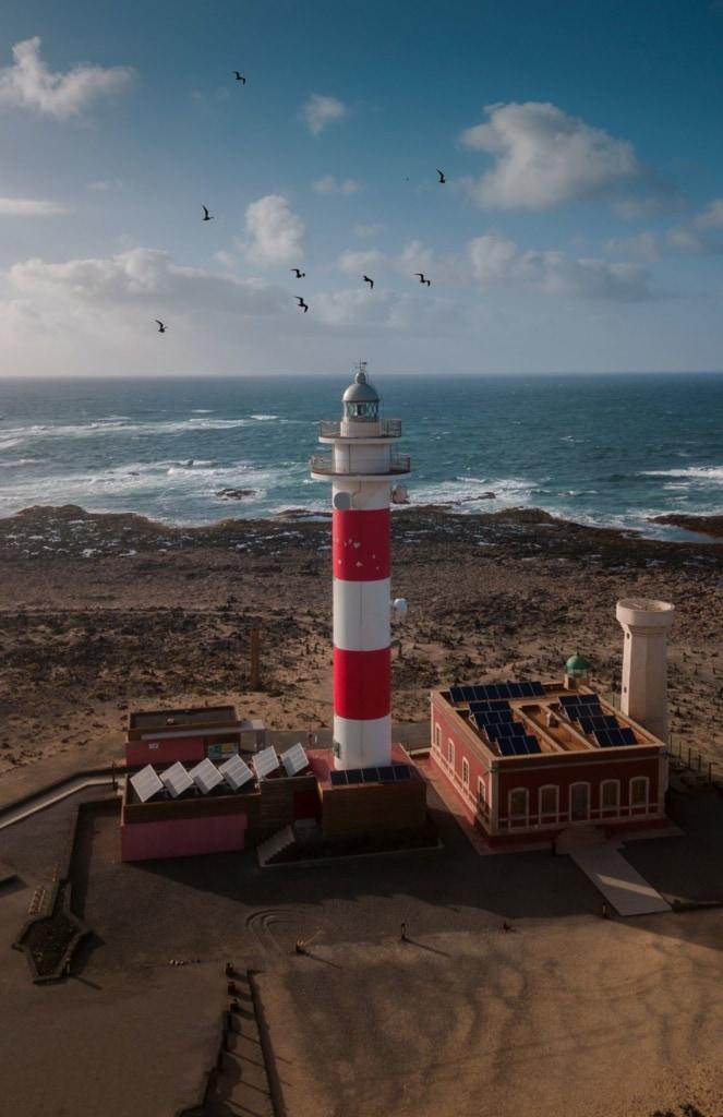 Leuchtturm El Toston auf Fuerteventura