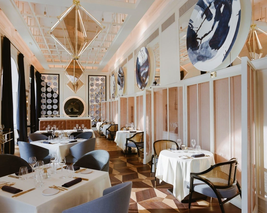 Europejski Grill Restaurant im Raffles Europejski Warsaw