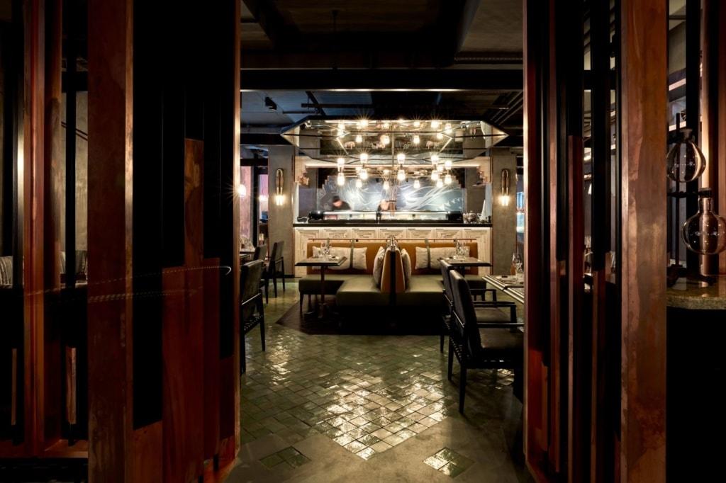 Jin Gui Restaurant im Hotel Tortue in Hamburg