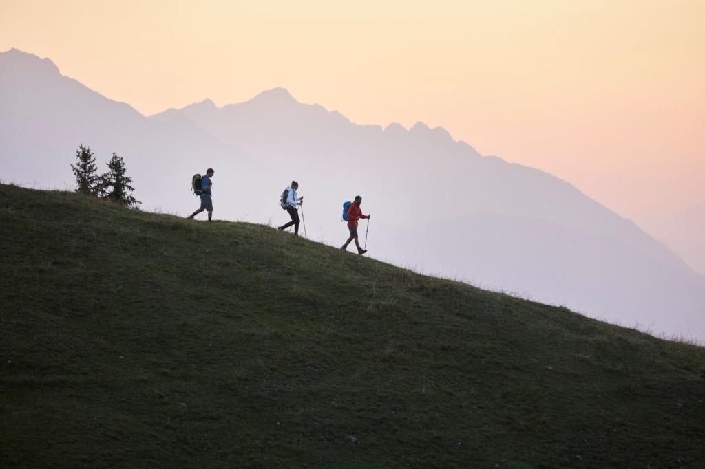 Innsbruck Trek Sanfte Lärchenwiesen