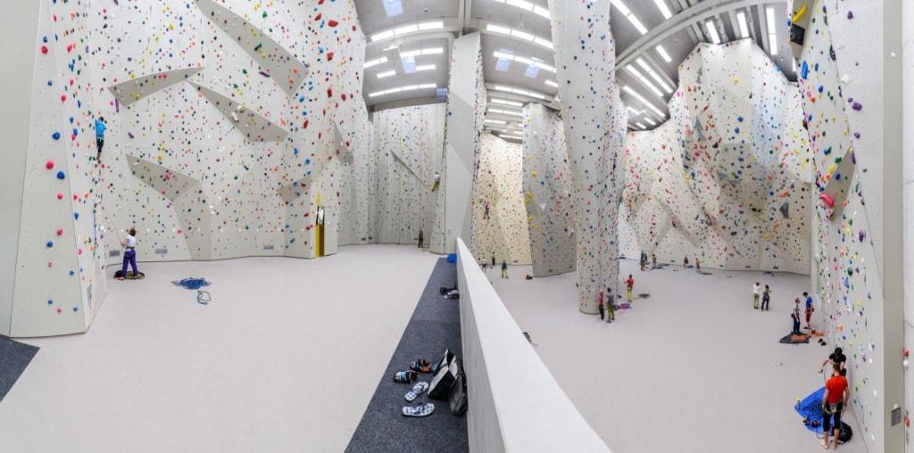 Kletterzentrum in Innsbruck